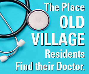 The Place Where Old Village Residents Find Their Doctor