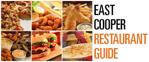 East Cooper Dining Guide Banner